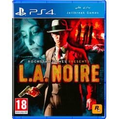 L.A Noire برای Ps4 جیلبریک
