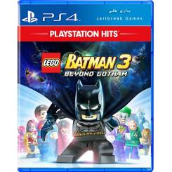 LEGO Batman 3 Beyond Gotham برای Ps4 جیلبریک