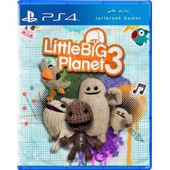 LittleBigPlanet 3 برای Ps4 جیلبریک