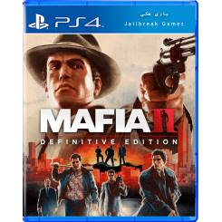 Mafia II Definitive Edition برای Ps4 جیلبریک