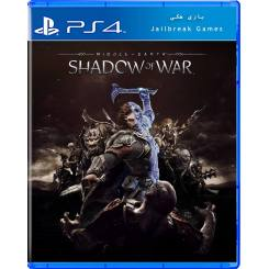 Middle-Earth Shadow of War برای Ps4 جیلبریک