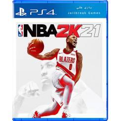 NBA 2K21 برای Ps4 جیلبریک