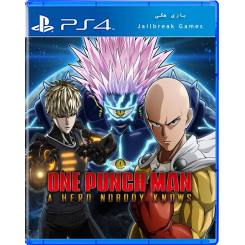 ONE PUNCH MAN A HERO NOBODY KNOWS برای Ps4 جیلبریک
