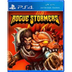 Rogue Stormers برای Ps4 جیلبریک