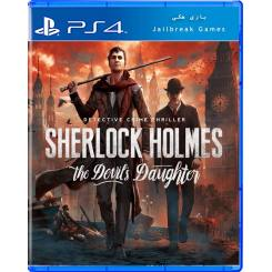 Sherlock Holmes The Devil's Daughter برای Ps4 جیلبریک