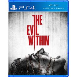 The Evil Within برای Ps4 جیلبریک