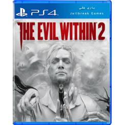 The Evil Within 2 برای Ps4 جیلبریک