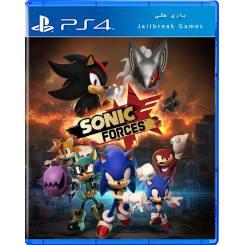 Sonic Forces برای Ps4 جیلبریک