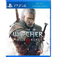 The Witcher 3 برای Ps4 جیلبریک