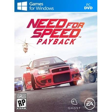 بازی Need For Speed Payback برای کامپیوتر