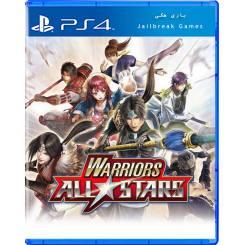 Warriors All-Stars برای Ps4 جیلبریک