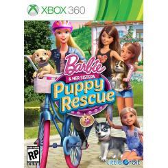 Barbie & Her Sisters Puppy Rescue بازی Xbox 360 ریجن NTSC/UC
