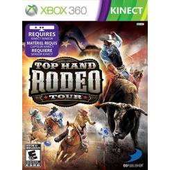 Top Hand Rodeo Tour بازی Xbox 360 ریجن NTSC/UC