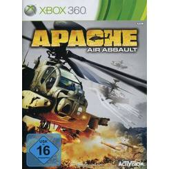 Apache: Air Assault بازی Xbox 360