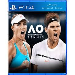 AO International Tennis برای Ps4 جیلبریک