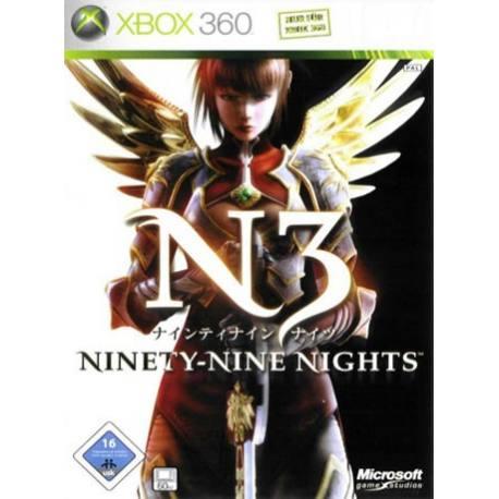 بازی Ninty-Nine Nights N3 برای ایکس باکس 360