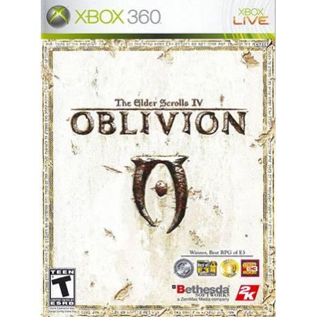 بازی The Elder Scrolls IV Oblivion برای ایکس باکس 360