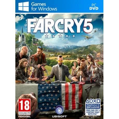 بازی Far Cry 5 برای کامپیوتر