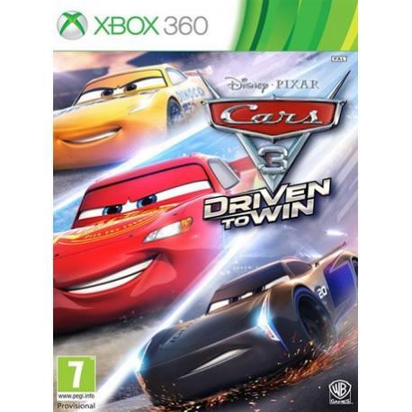 بازی Cars 3: Driven to Win برای Xbox360