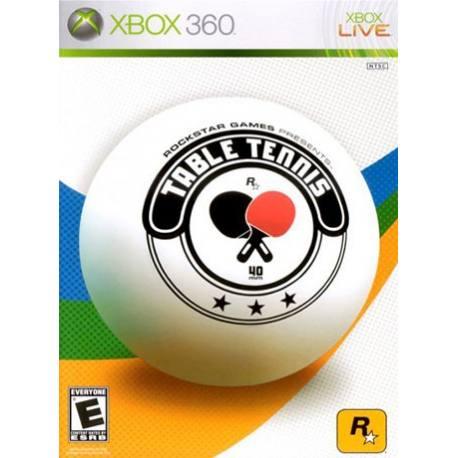 بازی Table Tennis برای Xbox 360