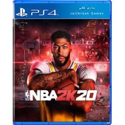 NBA 2K20 برای Ps4 جیلبریک
