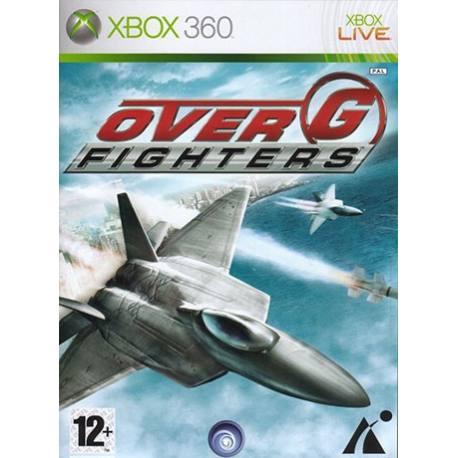 بازی Over G Fighters برای ایکس باکس 360