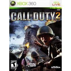 بازی Call of Duty 2 برای Xbox 360