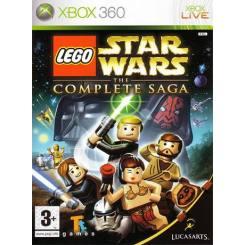 LEGO Star Wars: The Complete Saga بازی Xbox 360