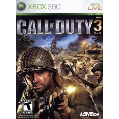 بازی Call of Duty 3 برای Xbox 360