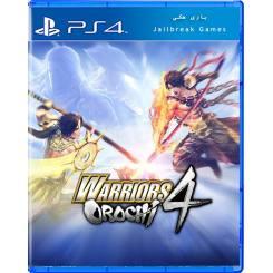 Warriors Orochi 4 ULTIMATE برای Ps4 جیلبریک
