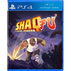Shaq Fu A Legend Reborn برای Ps4 جیلبریک