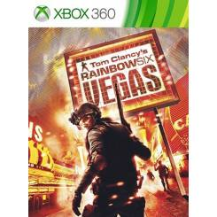 بازی Tom Clancy's Rainbow Six: Vegas برای Xbox 360
