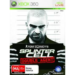بازی Tom Clancy's Splinter Cell: Double Agent ایکس باکس 360