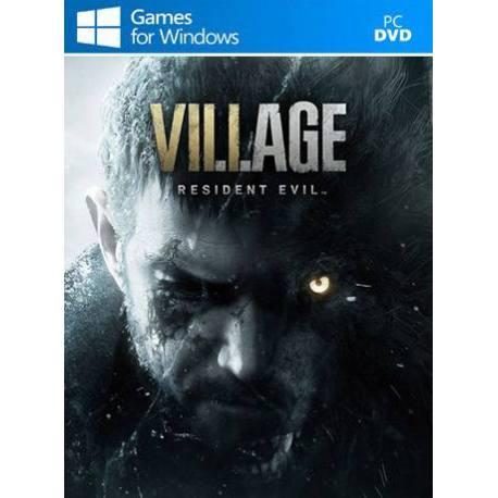Resident Evil Village بازی کامپیوتر