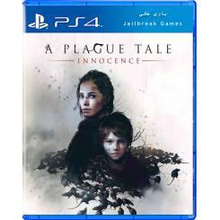 A Plague Tale Innocence برای Ps4 جیلبریک