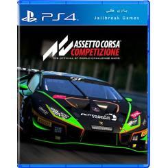 Assetto Corsa Competizione برای Ps4 جیلبریک