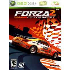 بازی Forza Motorsport 2 برای Xbox 360