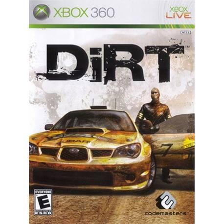 بازی Colin McRae: Dirt برای ایکس باکس 360