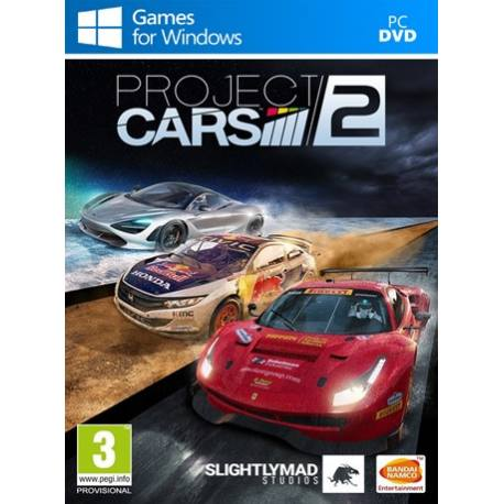 بازی Project Cars 2 برای PC