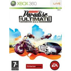 بازی Burnout Paradise Ultimate برای Xbox 360
