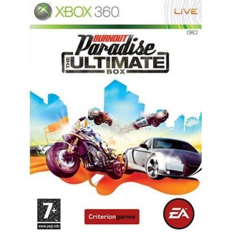 بازی Burnout Paradise Ultimate برای Xbox 360