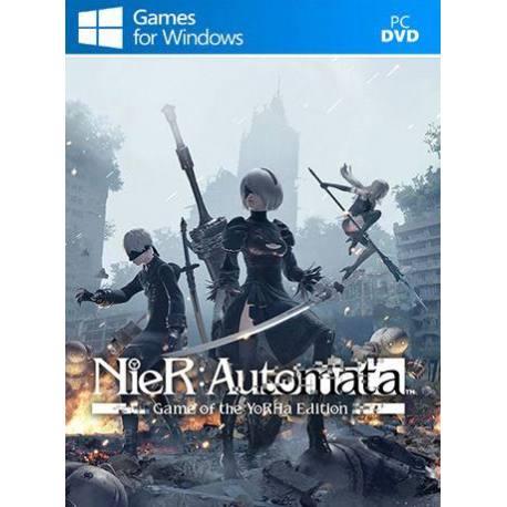 NieR Automata (Game of the YoRHa Edition) برای کامپیوتر