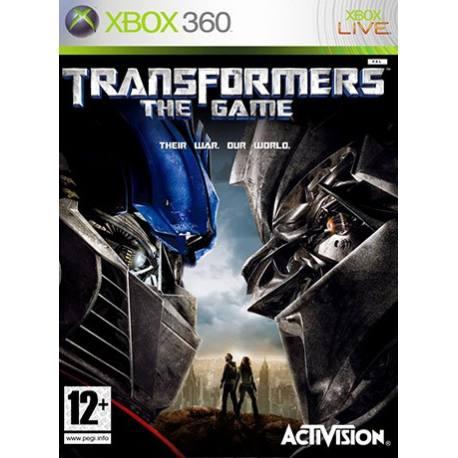 بازی Transformers The Game برای Xbox 360