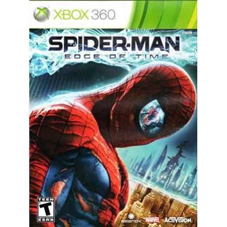 Spider-Man Edge of Time بازی Xbox 360