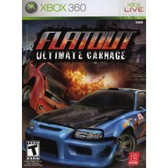 بازی FlatOut Ultimate Carnage برای Xbox 360