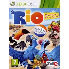 Rio بازی Xbox 360