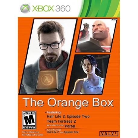 بازی The Orange Box برای Xbox 360