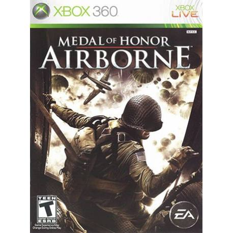 بازی Medal of Honor Airborne برای Xbox 360