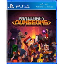 Minecraft Dungeons برای Ps4 جیلبریک