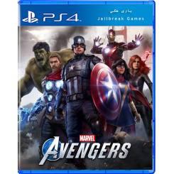 Marvel Avengers برای Ps4 جیلبریک